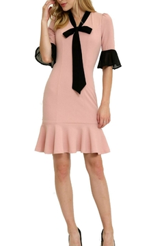 Ricarica Tie Front Dress - Product List Image