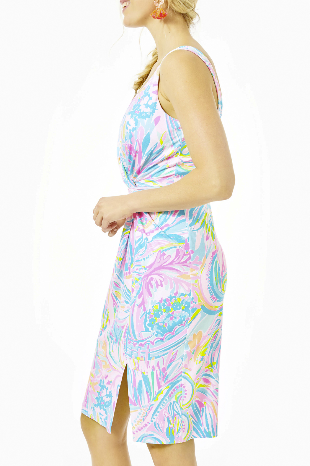 Lilly Pulitzer  Ricci Dress - Front Full Image