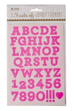 Shoptiques Product: Letters And Numbers