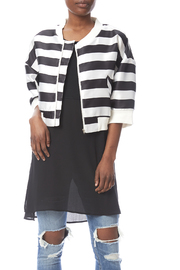 RICE Sailor Stripes Jacket - Product Mini Image