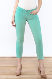 Rich & Skinny Coronado Cropped Jeans - Front cropped