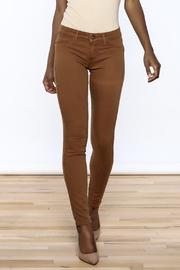 Rich & Skinny Brown Legacy Jeans - Product Mini Image