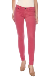 Rich & Skinny Raspberry Legacy Jeans - Product Mini Image