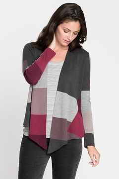 Nic + Zoe Rich Colorblock Cardy - Alternate List Image