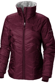 Columbia Sportswear Rich-Wine Plus-Size Jacket - Product Mini Image
