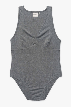 Richer Poorer Double Layered Bodysuit - Product List Image