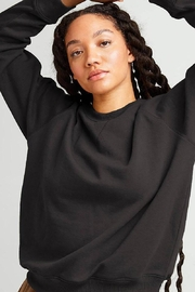 Richer Poorer Recycled Crew Sweatshirt - Product Mini Image