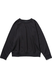 Richer Poorer Recycled Crew Sweatshirt - Front full body