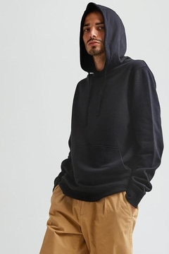 Richer Poorer Recycled Pullover Hoodie - Alternate List Image