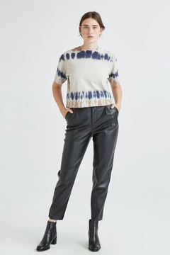 Shoptiques Product: Relaxed Cropped T-Shirt
