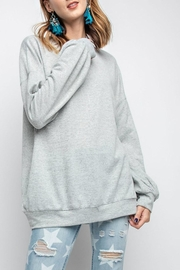 easel Rickie Pullover Sweatshirt - Front cropped