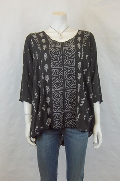 Johnny Was Collection Ridden Blouse - Product List Image