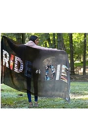Virginia Wolf Ride-Or-Die Wander Wrap - Front cropped
