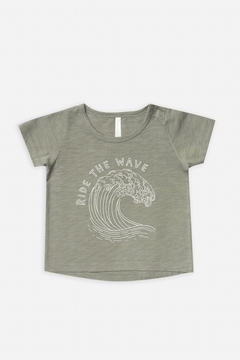 Rylee & Cru Ride The Wave Basic Tee - Product List Image