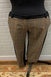 Summum Rider Plaid Pants - Product Mini Image