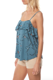 O'Neill Ridges Ruffle Cami - Side cropped
