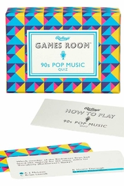Ridley's Games Room 90s Pop Music - Product Mini Image