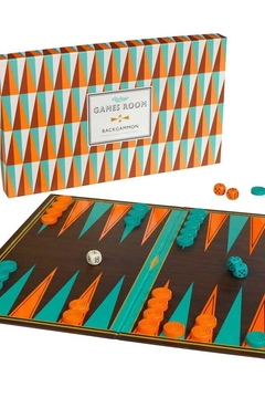 Ridley's Games Room Backgammon - Product List Image