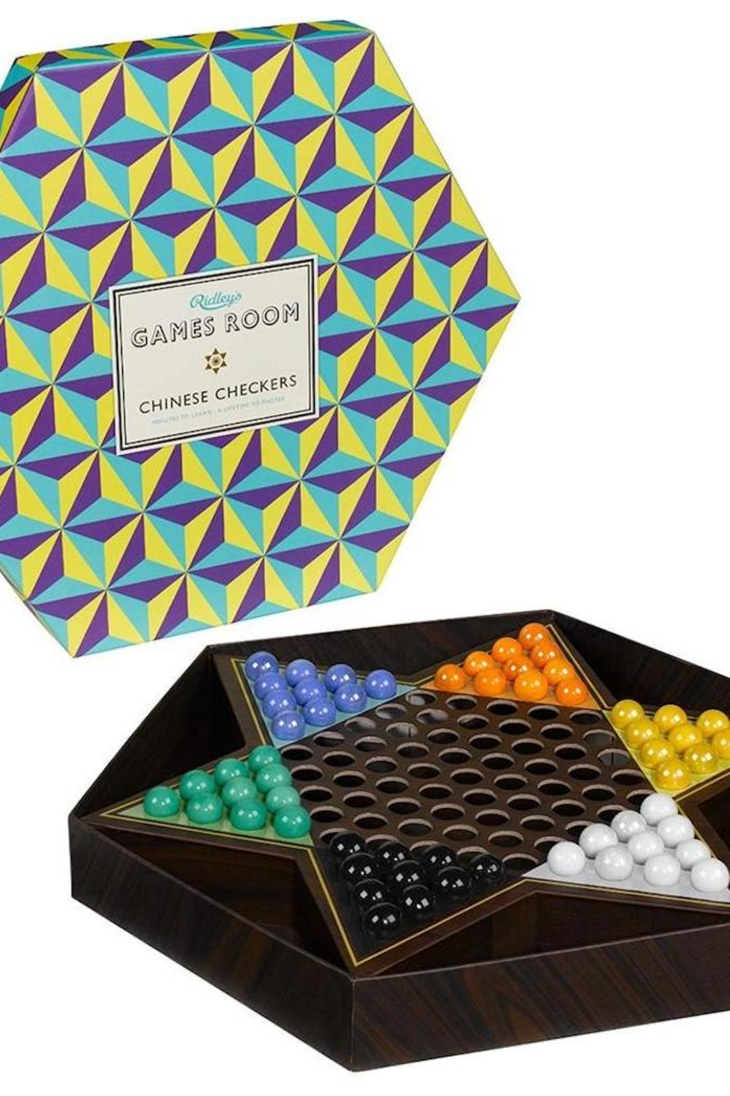 Ridley's Games Room Chinese Checkers - Main Image