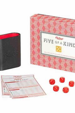 Ridley's Games Room Dice Game - Alternate List Image