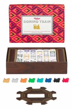 Ridley's Games Room Domino Train - Product List Image