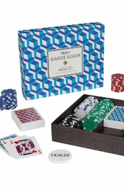 Ridley's Games Room Poker Set - Side cropped