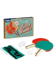 Ridley's Games Room Retro Table Tennis - Product Mini Image
