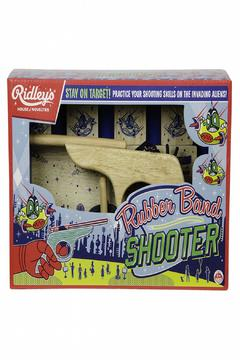 Ridley's Games Room Rubber Band Shooter - Alternate List Image