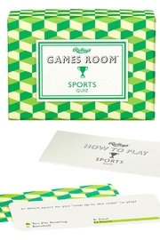 Ridley's Games Room Sports Quiz - Product Mini Image