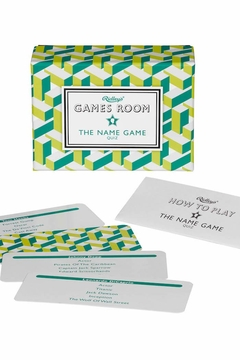 Ridley's Games Room The Name Game - Product List Image