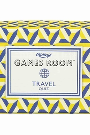 Ridley's Games Room Travel Quiz - Product Mini Image