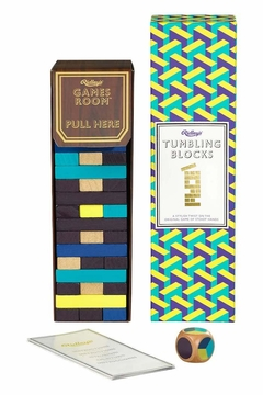 Ridley's Games Room Tumbling Blocks - Product List Image