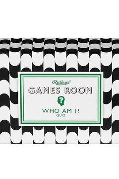 Ridley's Games Room Who Am I? - Product List Image