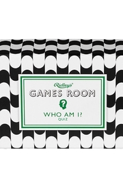 Ridley's Games Room Who Am I? - Product Mini Image