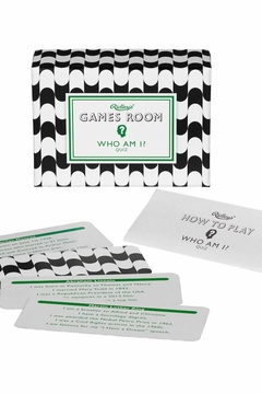 Ridley's Games Room Who Am I? - Alternate List Image