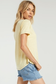 z supply Ridley Triblend Tee - Front full body
