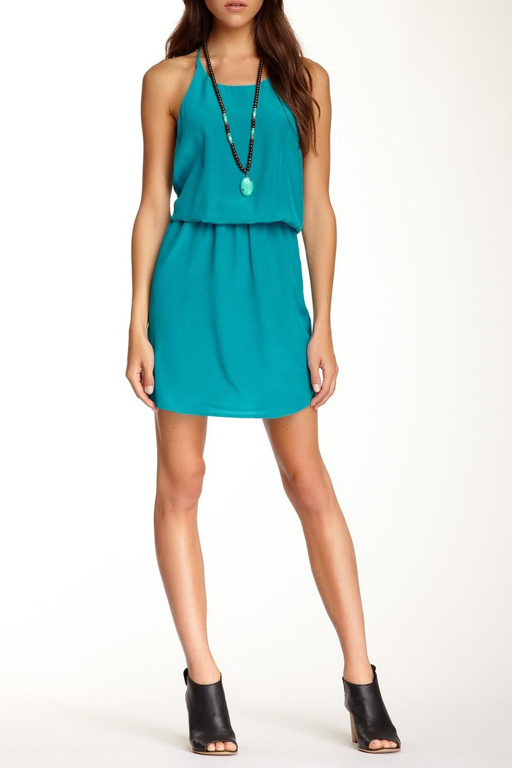 Rieley Sleeveless Racerback Dress - Main Image