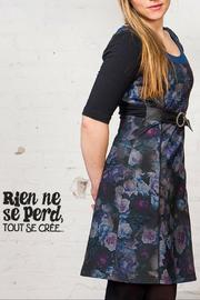 Rien ne se perd, tout se crée ''Libertine'' Dress - Front full body