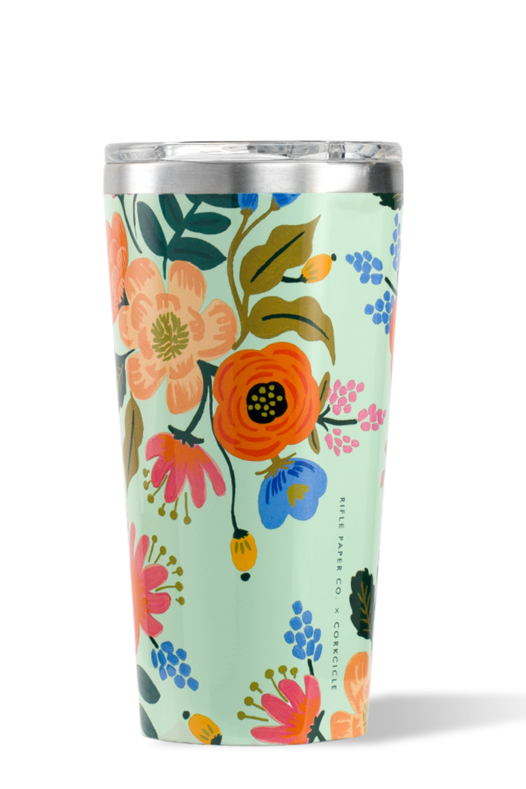 Corkcicle Rifle Paper Co. Tumbler - Front Cropped Image