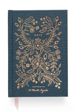 Shoptiques Product: 12 Month Agenda