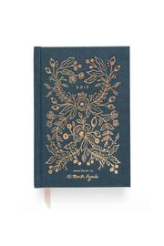 Rifle Paper Co.  2017 Midnight Planner - Product Mini Image