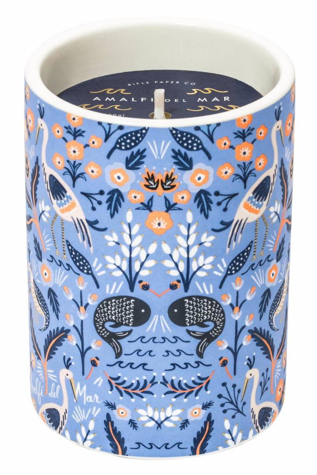 Rifle Paper Co.  Amalfi Mar Candle - Front Cropped Image