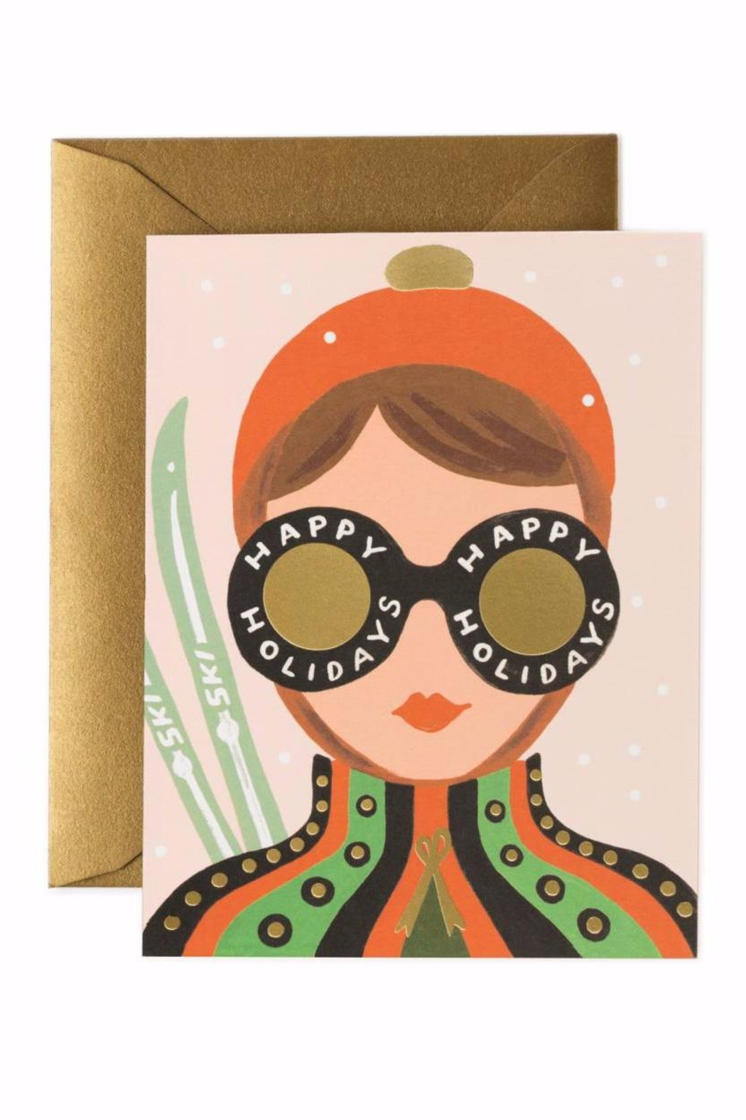 Rifle Paper Co.  Boxed Rifle Card - Main Image
