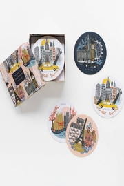 Rifle Paper Co.  Cities Coasters - Product Mini Image
