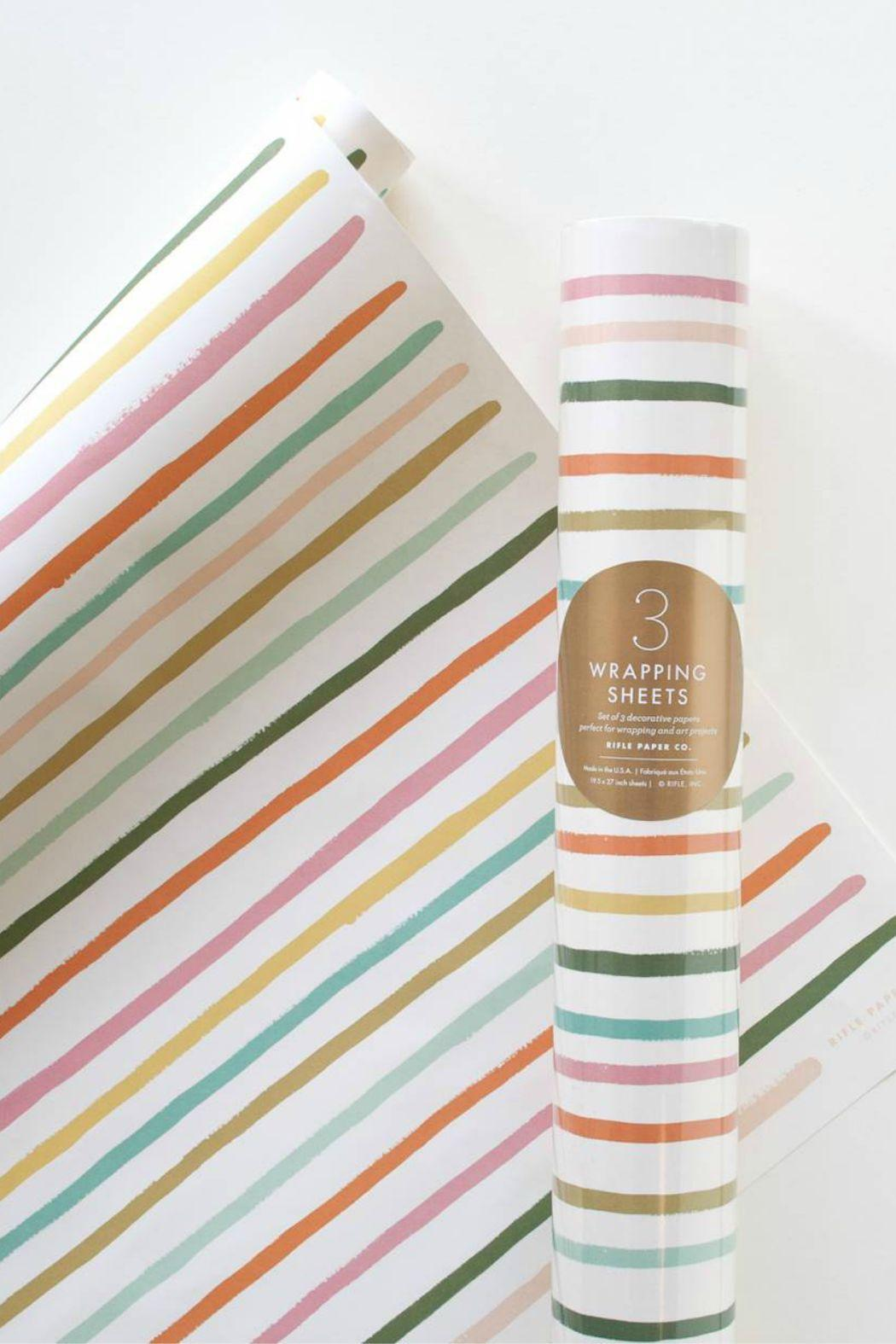 Rifle paper co decorative wrap sheets from washington by
