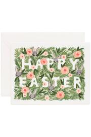 Rifle Paper Co.  Easter Palms Cards - Front cropped