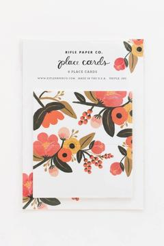 Rifle Paper Co.  Garden Floral Placecards - Product List Image