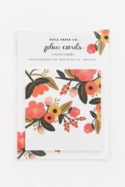 Rifle Paper Co.  Garden Floral Placecards - Front cropped