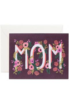 Shoptiques Product: Mom Greeting Card