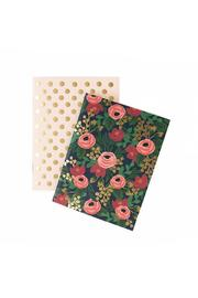 Rifle Paper Co.  Rosa Pocket Notebooks - Product Mini Image